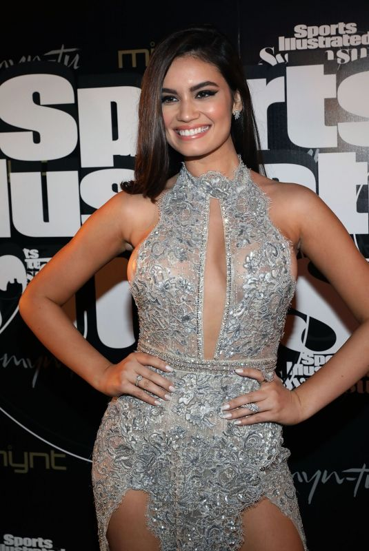ANNE DE PAULA at Sports Illustrated Celebrates 2019 Issue Launch at Myn-tu in Miami 05/11/2019