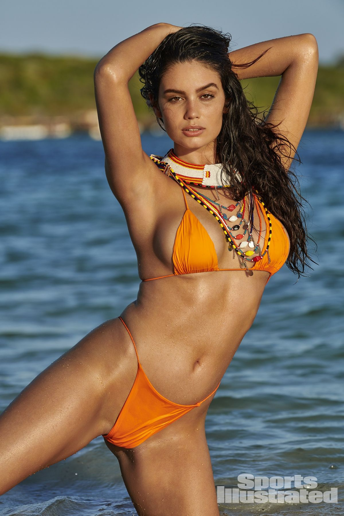 illustrated swimsuit sports paula anne si issue bikini hawtcelebs kenya tsai photographed yu celebzz gotceleb