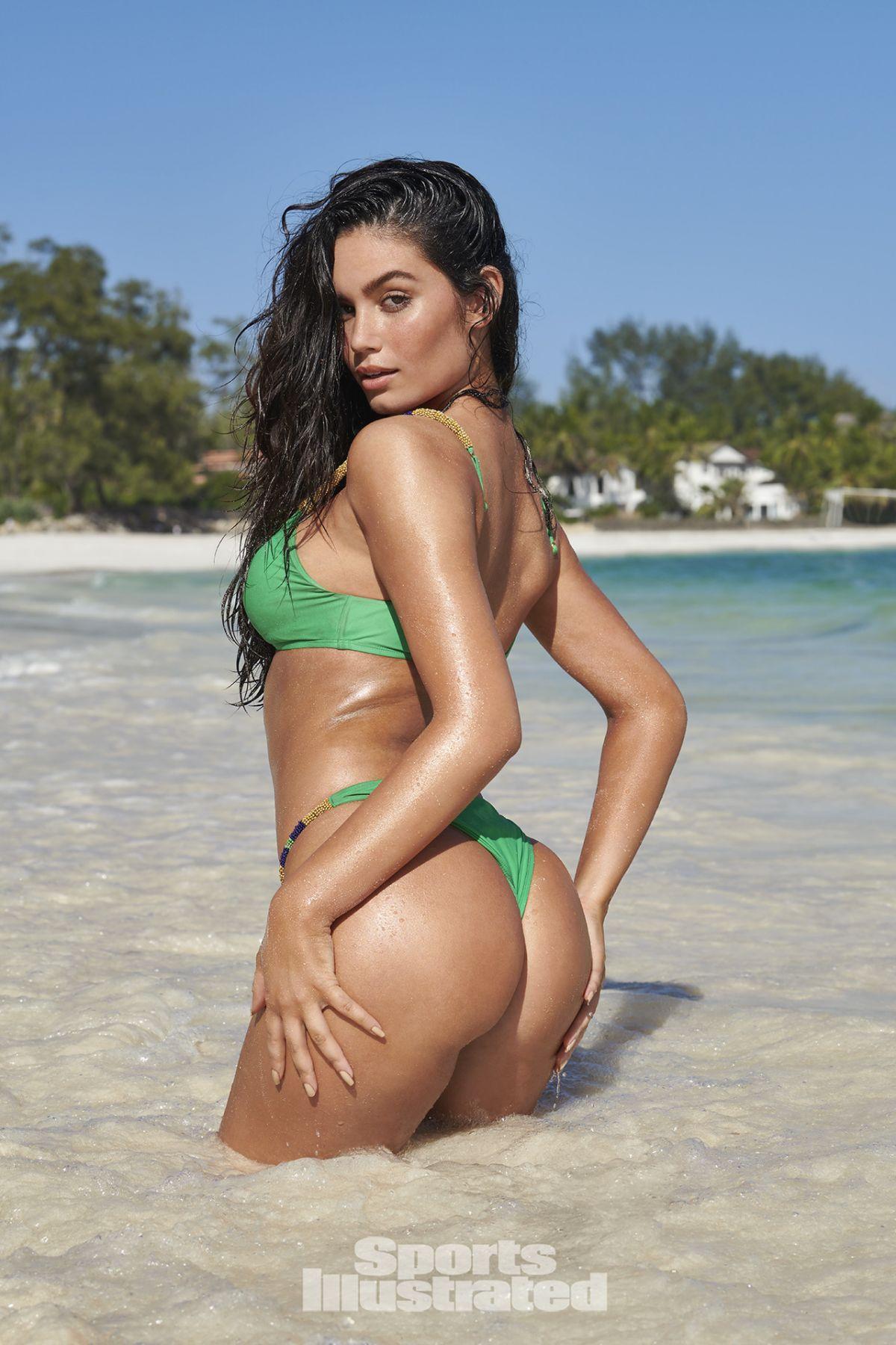 swimsuit paula anne illustrated sports si tsai issue bikini yu photoshoot hawtcelebs kenya celebrities vix hermanny latest