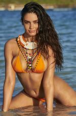 ANNE DE PAULA in Sports Illustrated Swimsuit 2019 Issue