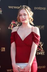 ANNIKA NOELLE at 2019 Daytime Emmy Awards in Pasadena 05/05/2019