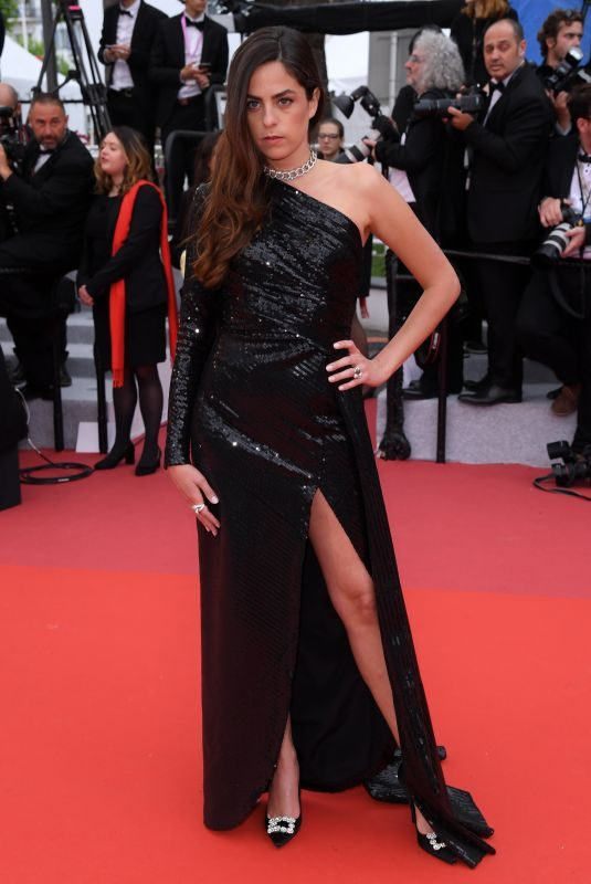 ANOUCHKA DELON at A Hidden Life Premiere at Cannes Film Festival 05/19/2019