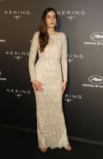 ANOUCHKA DELON at Kering Women in Motion Awards Dinner in Cannes 05/19/2019