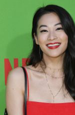 ARDEN CHO at Always Be My Maybe Premiere in Westwood 05/22/2019