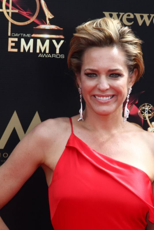 ARIANNE ZUCKER at Daytime Emmy Awards 2019 in Pasadena 05/05/2019