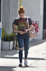 ARIEL WINTER Out in Studio City 05/29/2019