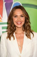 ARIELLE KEBBEL at NBCUniversal Upfront Presentation in New York 05/13/2019