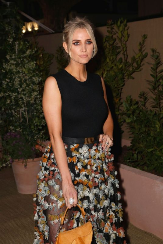 ASHLEE SIMPSON at Dior and Vogue Paris Dinner in Cannes 05/15/2019