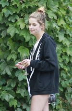 ASHLEY BENSON Out in Los Feliz 05/26/2019