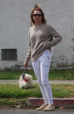 ASHLEY TISDALE Out and About in Los Angeles 05/18/2019