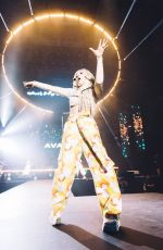 AVA MAX Performs at Los40 Primavera Pop Festival in Madrid 05/17/2019