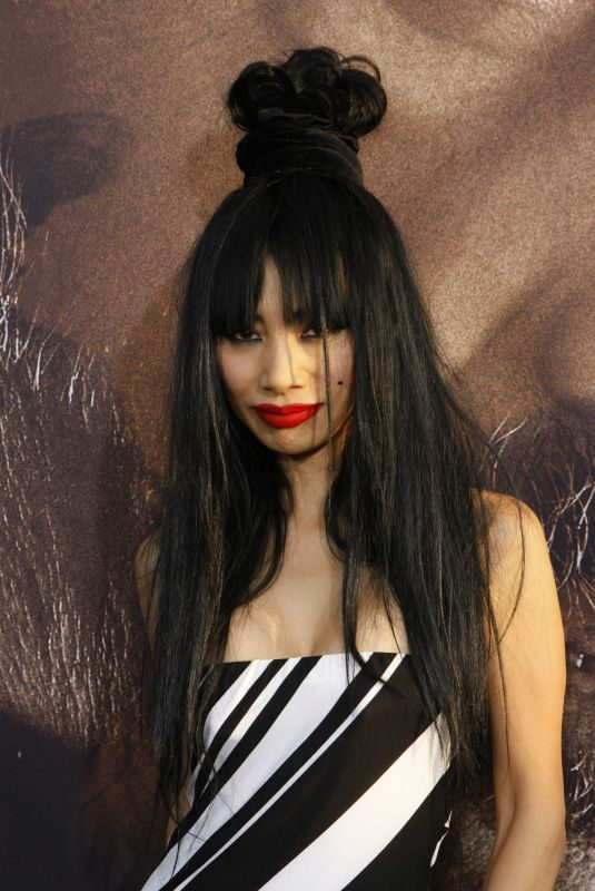 BAI LING at Deadwood Premiere at Cinerama Dome in Los Angeles 05/14/2019