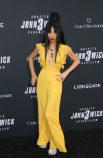 BAI LING at John Wick: Chapter 3 – Parabellum Premiere in Hollywood 05/15/2019