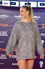 BAR REFAELI Arrives at Eurovision Song Contest 2019 in Tel Aviv 05/12/2019