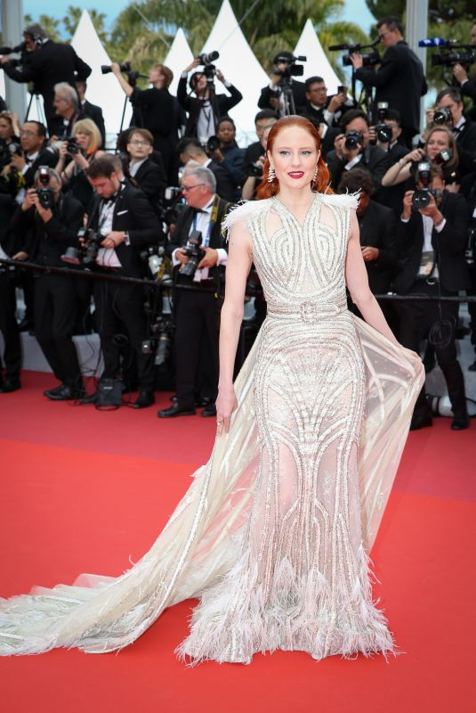 BARBARA MEIER at The Dead Don't Die Premiere and Opening Ceremony of 72 Annual Cannes Film Festival 05/14/2019