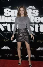BARBARA PALVIN at Sports Illustrated Celebrates 2019 Issue Launch at Myn-tu in Miami 05/11/2019