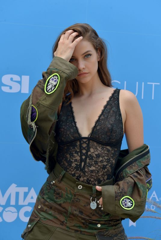 BARBARA PALVIN at Sports Illustrated Swimsuit Release Party in Miami 05/10/2019