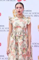 BEL POWLEY at Virgin Media British Academy Television Awards 2019 in London 05/12/2019