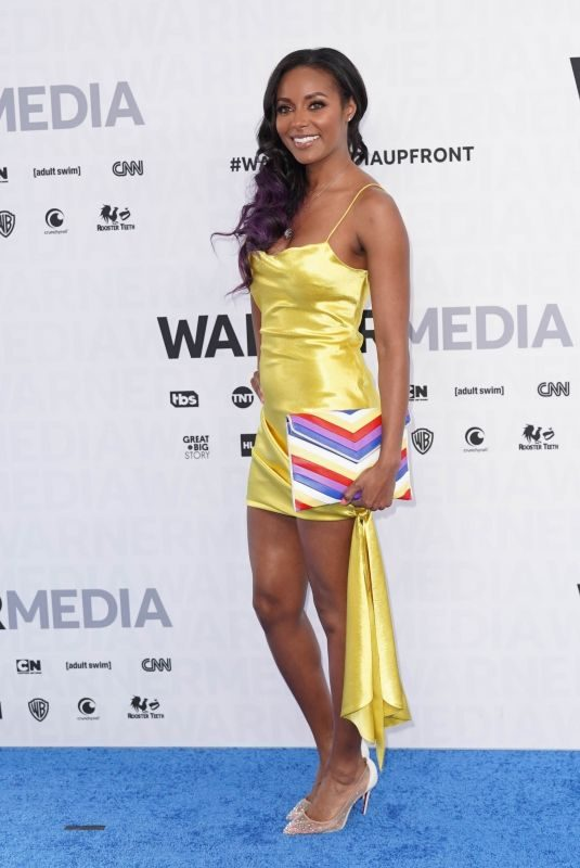 BRANDI RHODES at Warnermedia Upfront 2019 in New York 05/15/2019