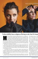 BRIDGET MOYNAHAN in Watch! Magazine, May/June 2019