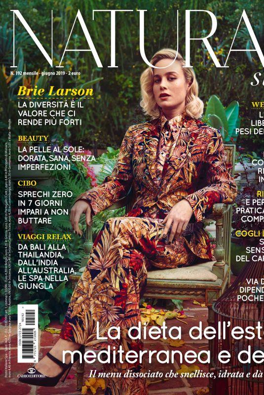BRIE LARSON in Natural Style Magazine, June 2019