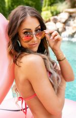 BRITT BAKER for The Women of AEW Poolside, May 2019