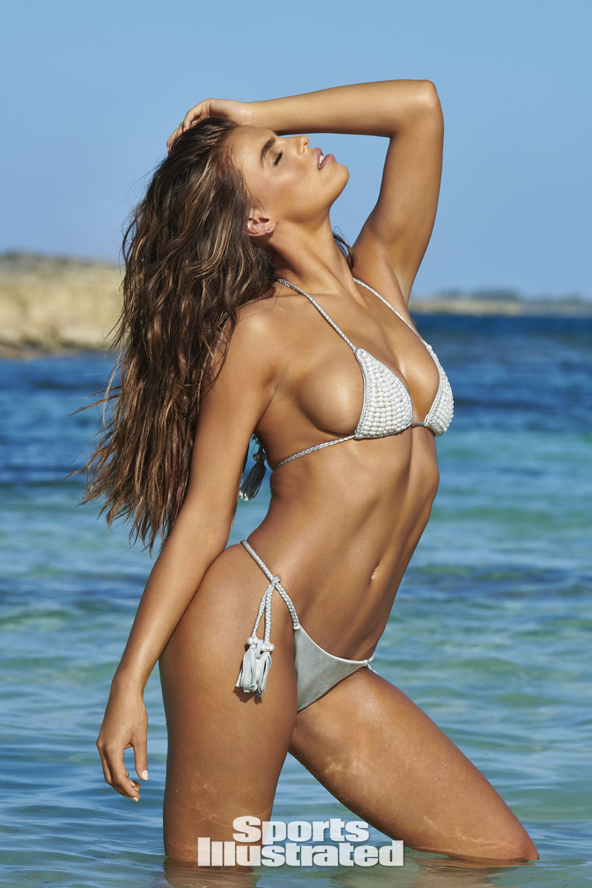 illustrated swimsuit sports nader brooks issue topless si hawtcelebs beach leaked imperiodefamosas instagram gotceleb
