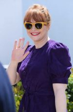 BRYCE DALLAS HOWARD at Rocketman Photocall at 2019 Cannes Film Festival 05/16/2019