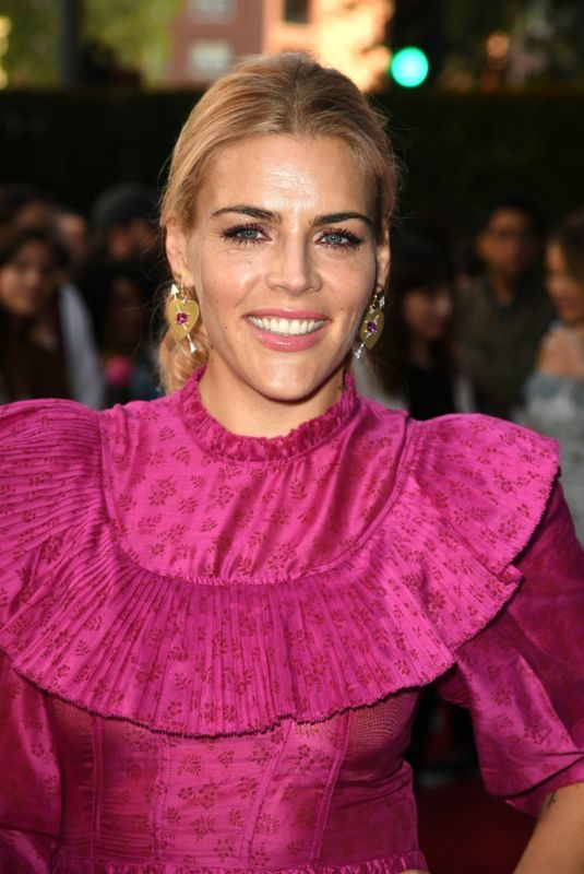 BUSY PHILIPPS at Booksmart LA Special Screening 05/13/2019