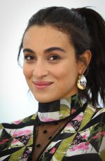 CAMELIA JORDANA at Haut Les Filles Photocall at Cannes Film Festival 05/21/2019