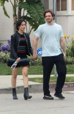 CAMILA CABELLO and Matthew Hussey Out in Hollywood 05/13/2019