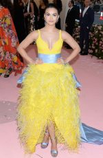 CAMILA MENDES at 2019 Met Gala in New York 05/06/2019