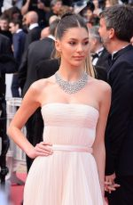 CAMILA MORRONE at Once Upon a Time in Hollywood Screening at Cannes Film Festival 05/21/2019