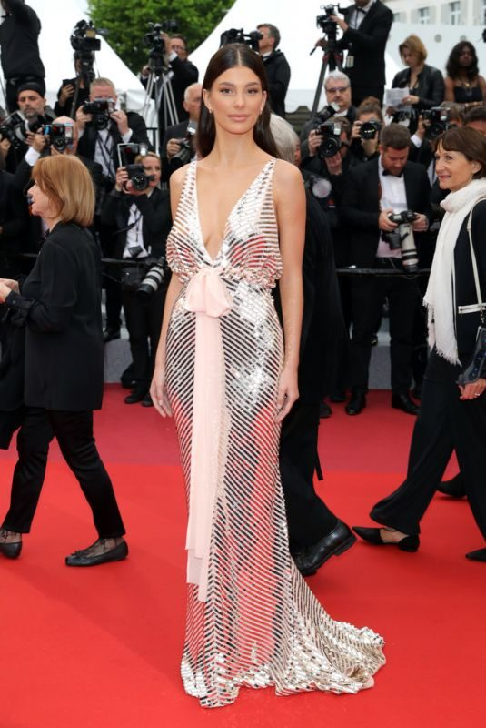 CAMILA MORRONE at The Best Years of a Life Screening at Cannes Film Festival 05/18/2019