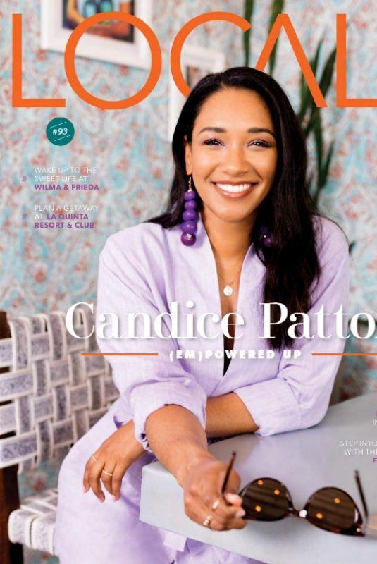 CANDICE PATTON in Locale Magazine, May 2019