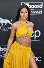 CARDI B at 2019 Billboard Music Awards in Las Vegas 05/01/2019