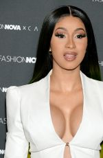 CARDI B at Fashion Nova x Cardi B Collection Launch at Hollywood Palladium 05/08/2019