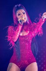 CARDI B Performs at Wells Fargo Arena in Des Monies 05/03/2019