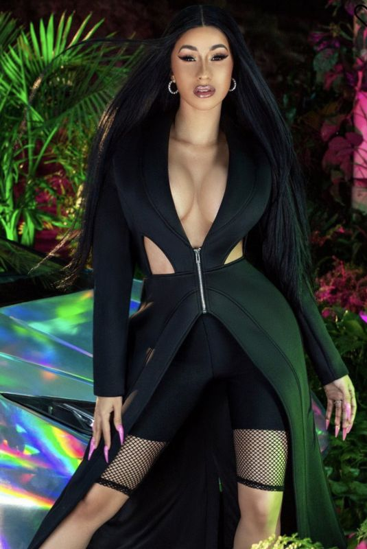 CARDI B x Fashion Nova 2019 Collection