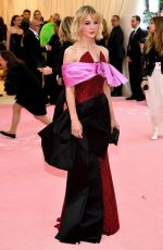 CAREY MULLIGAN at 2019 Met Gala in New York 05/06/2019