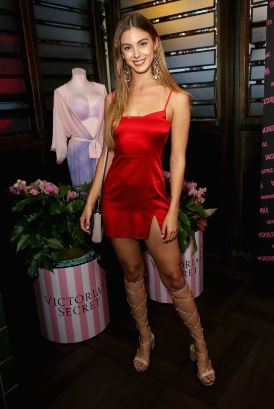 CARMELLA ROSE at Incredible by Victoria's Secret Collection Launch Party in Los Angeles 05/02/2019