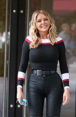 CAROL VORDERMAN Leaves ITV Studio in London 05/28/2019