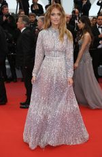 CAROLINE RECEVEUR at The Best Years of a Life Screening at Cannes Film Festival 05/18/2019