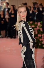 CAROLINE TRENTINI at 2019 Met Gala in New York 05/06/2019