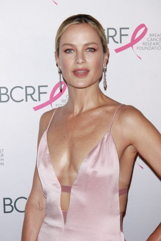 CAROLYN MURPHY at Breast Cancer Research Foundation's Hot Pink Party in New York 05/15/2019