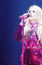 CARRIE UNDERWOOD Performs at MGM Grand Garden Arena in Las Vegas 05/11/2019
