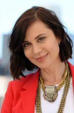 CATHERINE BELL at Hallmark TV Channel Luncheon in Los Angeles 05/20/2019