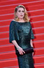 CATHERINE DENEUVE at 72nd Annual Cannes Film Festival Closing Ceremony 05/25/2019
