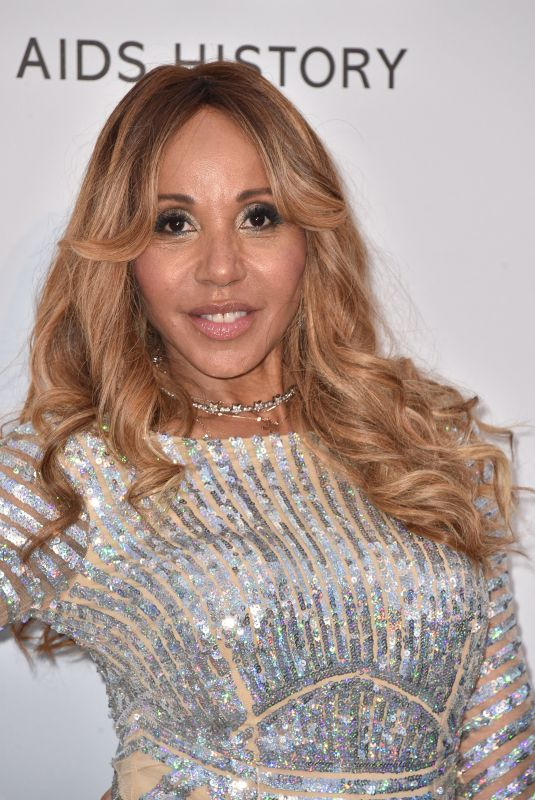 CATHY GUETTA at Amfar Cannes Gala 2019 05/23/2019