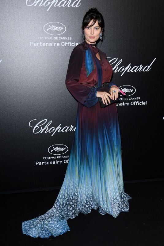 CATRINEL MARLON at Chopard Party at 2019 Cannes Film Festival 05/17/2019